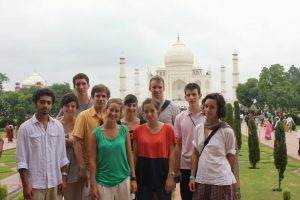 Gap Year in India