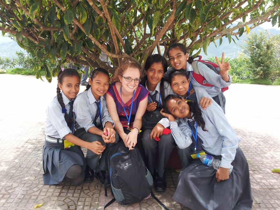 Teach English in India