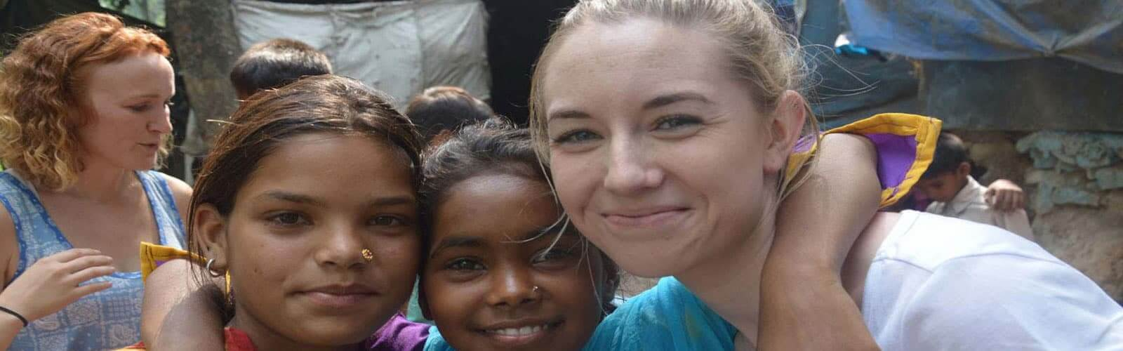 Volunteering Programs in India