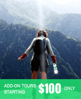 Add On Tours